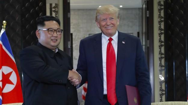 nucleare, Donald Trump, Kim Jong un, Sicilia, Mondo