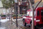 Frana a Castelmola, scatta l'intervento per la messa in sicurezza della piazza