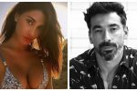 Impazza il gossip: è amore tra Belen e il bomber Lavezzi? I due inseparabili in Uruguay