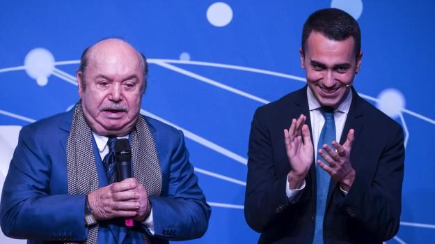 lino banfi m5s, lino banfi unesco, Alberto Bonisoli, Lino Banfi, Luigi Di Maio, silvio berlusconi, Sicilia, Politica