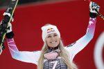 """Sci, l'annuncio choc di Lindsey Vonn a Cortina: """"Forse è stata la mia ultima gara"""""""