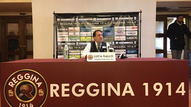 reggina, reggina calcio, reggina serie c, Luca Gallo, Reggio, Calabria, Sport