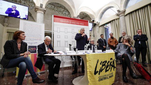 libera, ndrangheta, Ennio Stamile, Luigi Ciotti, Calabria, Cronaca