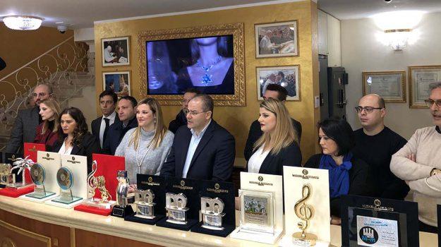 sanremo 2019, Michele Affidato, Catanzaro, Calabria, Società