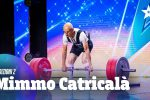 A 81 anni solleva più di 140 chili: Mimmo batte il record a Italia's Got Talent