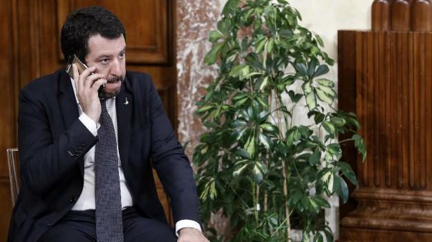 caso diciotti, nave diciotti, Matteo Salvini, Sicilia, Politica
