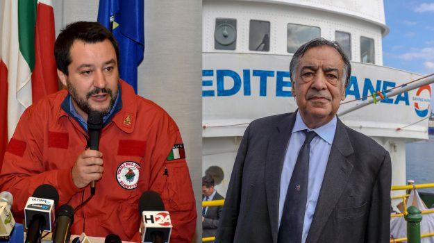 decreto sicurezza, sindaco palermo sospende decreto sicurezza, Leoluca Orlando, Matteo Salvini, Sicilia, Politica
