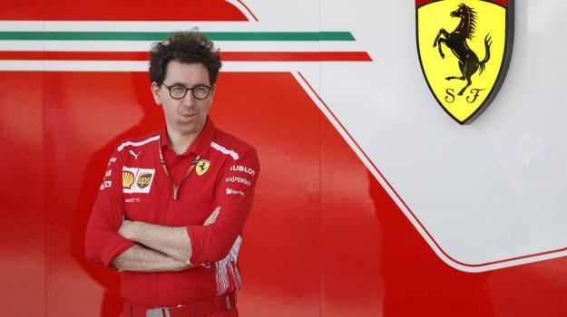 ferrari, guida ferrari, Mattia Binotto, Maurizio Arrivabene, Sergio Marchionne, Sicilia, Sport