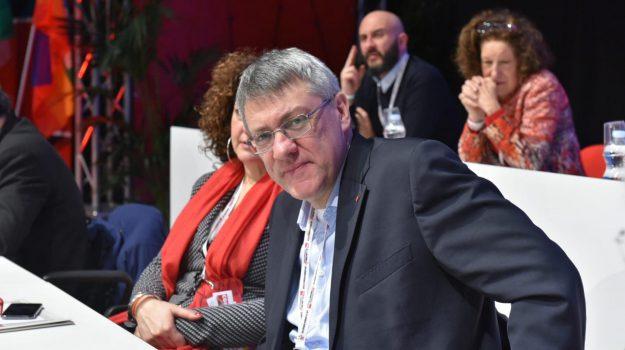 congresso cgil, segretario cgil, Maurizio Landini, Vincenzo Colla, Sicilia, Economia