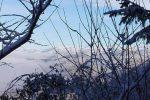 Maltempo e freddo in arrivo al Centro Sud, neve sulla Calabria