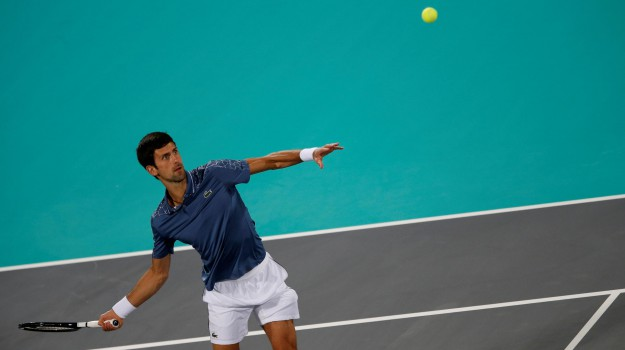 atp doha, tennis, Marco Cecchinato, Novak Djokovic, Sicilia, Sport