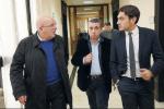 Mario Oliverio, Seby Romeo, Nicola Irto