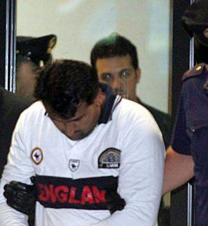 Uno degli uomini fermati dopo la rapina e l'omicidio dell'imprenditore Muscolino