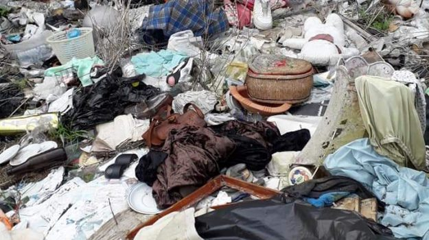 emergenza rifiuti Strongoli, Umberto Campini, Catanzaro, Calabria, Cronaca