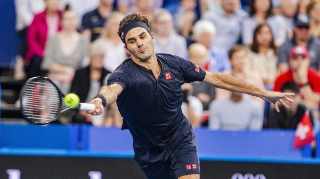 hopman cup, tennis, Roger Federer, Sicilia, Sport