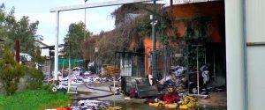 Sibari, imprenditore preso di mira dalla 'ndrangheta: dopo il resort incendiata una lavanderia