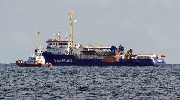 migranti, sea warch, Salvatore Vella, Sicilia, Cronaca