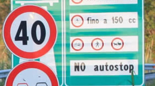 chiusura, incidente, Svincolo Messina Centro, Messina, Sicilia, Cronaca