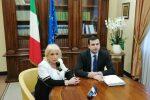 Il sottosegretario Sibilia a Cassano, presto un protocollo contro le infiltrazioni 'ndranghetiste