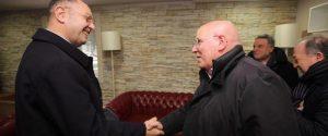 Sanità in Calabria, il commissario Cotticelli incontra il presidente Oliverio