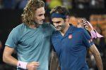 Australian Open, sorpresa Tsitsipas: il greco elimina Federer. Nadal ai quarti