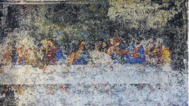 borgo di saracena, copia ultima cena, ritrovamento, Cosenza, Calabria, Cultura