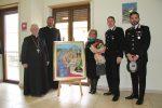 Milito in visita pastorale: il vescovo incontra il gruppo carabinieri di Gioia Tauro