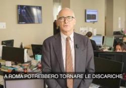 A Roma potrebbero tornare le discariche: un salto indietro nel tempo Un passo indietro rispetto alla tendenza dell'Europa e della stessa Lombardia - CorriereTV