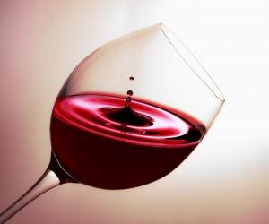 Un bicchiere di Chianti (fonte: Pixabay)