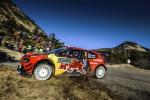 Rally Montecarlo, exploit per Ogier-Ingrassia su C3 WRC