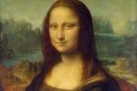 La celebre opera di Leonardo Da Vinci, La Gioconda