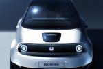 Honda svela a salone Ginevra nuovo concept elettrico