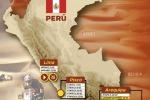 DAKAR: 5540 KM TRA ANDE E DUNE, IL PERU' APRE LE PORTE AL RALLY