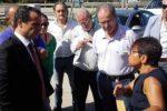 E' scontro tra l'assessore regionale Bernadette Grasso e il sindaco di Messina Cateno De Luca