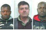 Controlli al territorio: tre arresti a Rosarno, San Ferdinando e Melicuccà