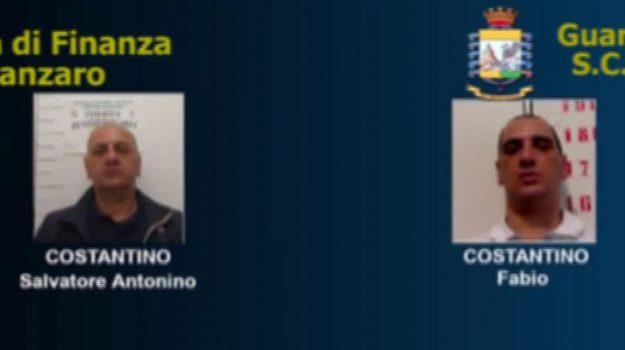 attore gomorra arrestato, narcotrafficante arrestato in italia, ndrangheta droga blitz, Catanzaro, Calabria, Cronaca