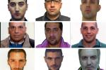 Crotone, la droga a Fondo di Gesù: nomi e foto degli arrestati