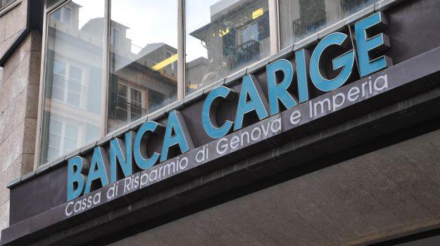 banca carige, Sicilia, Economia
