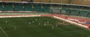 Messina ko a Bari, pugliesi troppo forti: finisce 2-0