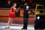Suzuki Jimny danza sul ghiaccio con Carolina Kostner