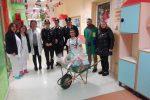 La Befana della Biodiversità fa visita ai reparti di pediatria di Cosenza e Cetraro