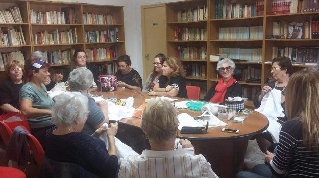 biblioteca auser paola, circolo auser paola, donazione libri auser, Cosenza, Calabria, Cultura