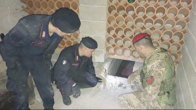 bunker scoperti, latitanti reggio, ndrangheta, Reggio, Calabria, Cronaca