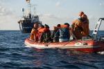 Migranti, c'è l'accordo con l'Ue ma il Governo si spacca