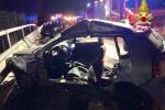 Incidenti stradali: branco cinghiali su A1, un morto