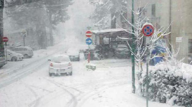impianti sci camigliatello, maltempo calabria, neve in sila, Cosenza, Calabria, Cronaca