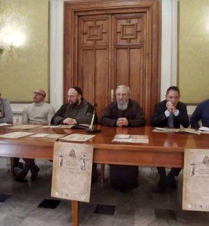 La conferenza stampa di presentazione a Palazzo San Giorgio