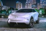 Concept QX Insipration anticipa futuro elettrico Infiniti