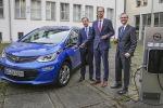 Germania,Opel riempirà sua città di punti ricarica elettrica