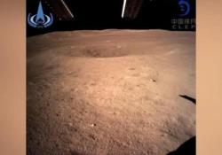 La missione celebra il 50esimo anno dall'Apollo 11